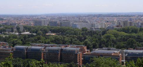 Lyon vue générale