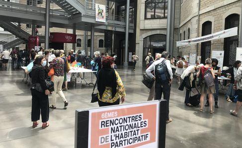 Rencontres nationales de l'habitat participatif à Nantes