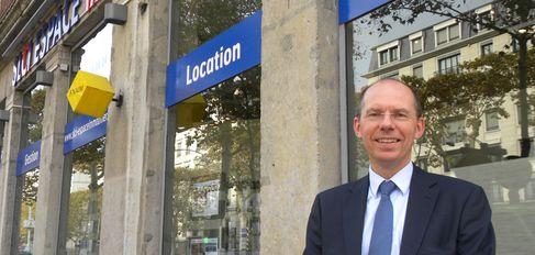 Pierre Bonnet, Directeur général du Groupe SLCI (SDH/LPI)