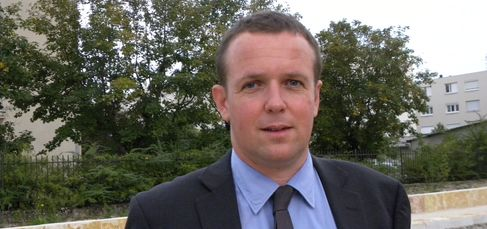 Cédric Van Styvendael est le directeur général d'Est Habitat. (SDH/LPI)