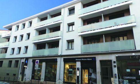 Ecully : GrandLyon Habitat inaugure la résidence Veyssière rénovée