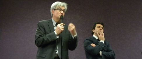 Christian Luminet et Pierre-Arnaud Mazzanti