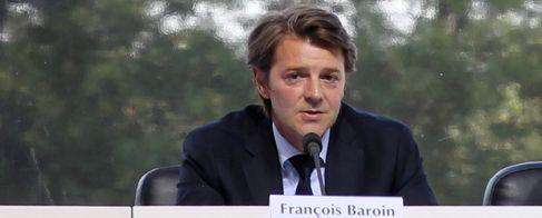 François Baroin, ministre de l'Economie