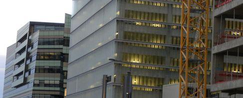 Immeubles au Carré de Soie (SDH/LPI)