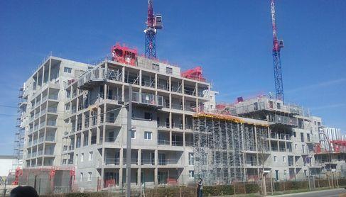 France/logement neuf: les mises en chantier bondissent au 1er trimestre