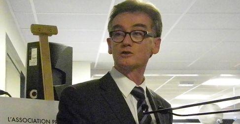 Pascal Charmot (SDH/LPI)