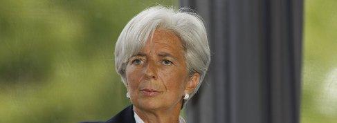 Christine Lagarde - par Flickr CC Medef