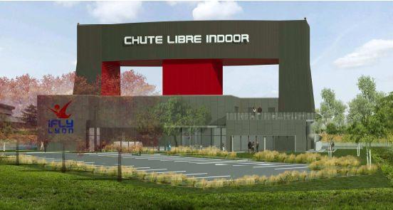 Saint Priest : près de 1000 m2 dédiés à la chute libre | Lyon ...
