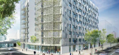 L'immeuble Equinox a fait l'objet de la transaction la plus importante du premier semestre (DR)