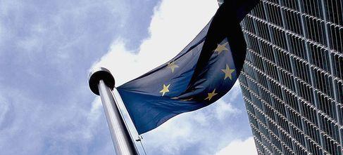 Drapeau européen par Ssolbergj