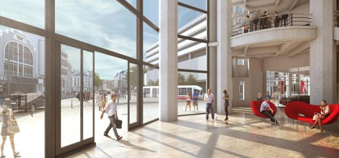 Lyon en france le kiosque acteurs de l 39 economie la for Garage blanc lyon 4
