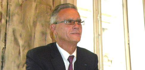 Gérard Forcheron, président de l'UNPI Rhône-Alpes