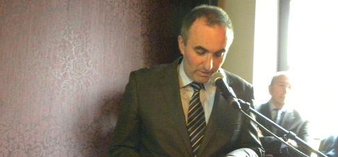 Michel Le Faou, président de la SACVL