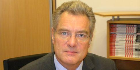 Frédéric Marcall, président de la FPI de la région de Lyon