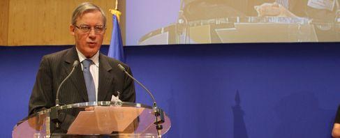 Christian Noyer, président de la Banque de France