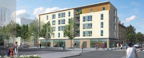 La future résidence les Tuileries (DR)