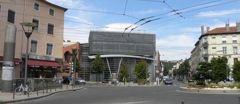 Place Valmy dans le neuvième (9°) arrondissement de Lyon